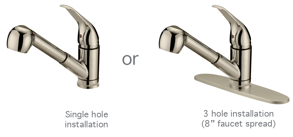Online Buy Wholesale Gold Bathroom Faucets From China Gold: Kitchen Faucets 8 Inches Spread Or Single Hole