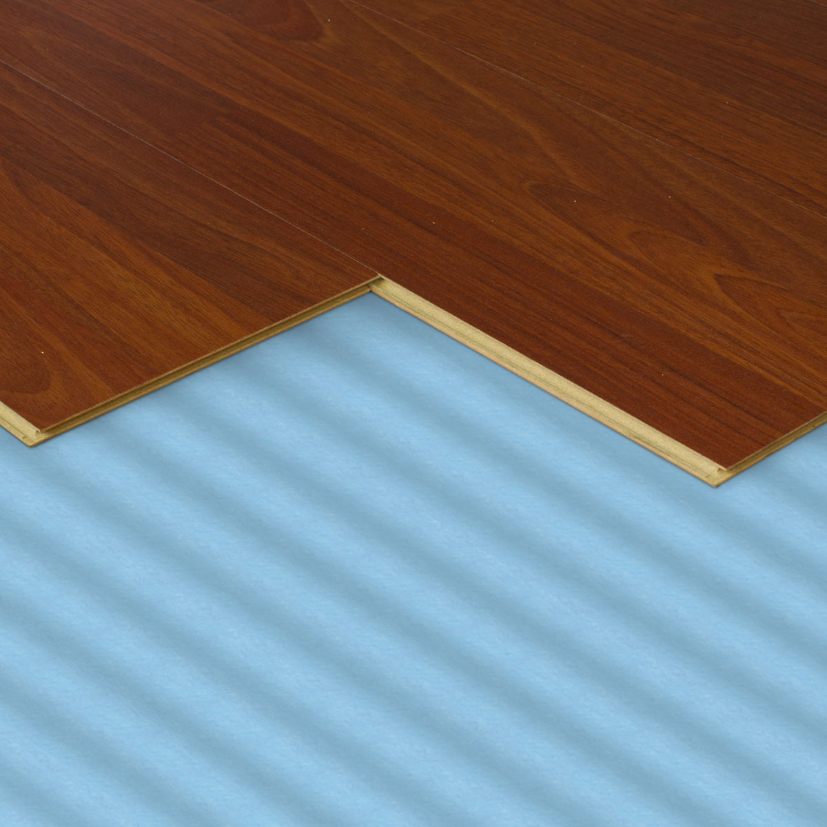 3 In 1 Underlayment Laminate Foam 3mm 200 Sq Ft Floor